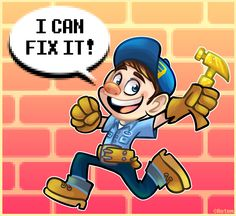 I can fix it by vaporotem.deviantart.com on @deviantART