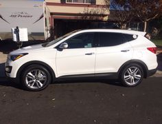 hyundai santa fe fully loaded