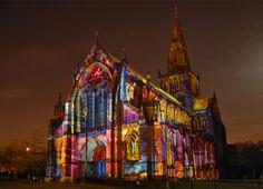 Glasgow Cathedral Kaleidoscope - NeilG photos at pbase.com