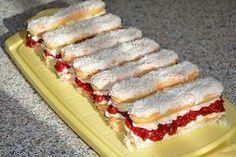 Mascarpone - Stäbchen, ein schmackhaftes Rezept aus der Kategorie Kuchen. Bewertungen: 64. Durchschnitt: Ø 4,5.
