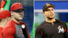 Mike Trout, Giancarlo Stanton are fans   MLB.com