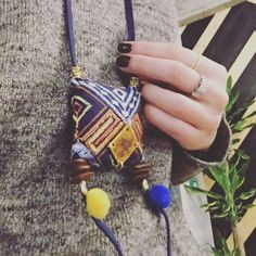 JUST landed 😱😍 handmade necklaces with - handstitched with love ❤️ . Boho Chic, Bohemian, Christmas Gifts, Xmas, Stocking Fillers, Handmade Necklaces, Hand Stitching, Greece, Jewellery