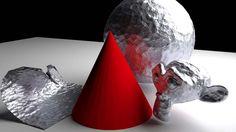 Blender - Aluminium Foil