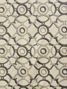 BERDI COLOR 05 #black-gray-silver #geometrics #print-fabrics