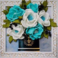 Мастер-класс 'Картина из фоамирана «Сакура цветёт»' -…