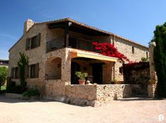 Country house for sale close to the beautiful medieval town of Begur and the beaches of the Costa Brava Costa, Medieval Town, Toscana, Luxury Real Estate, Cottages, Yards, Property For Sale, Beaches, Terrace
