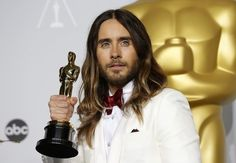 And now, a moment of silence to remember ~the hair~. | In Memory Of Jared Leto's Flawless Hair