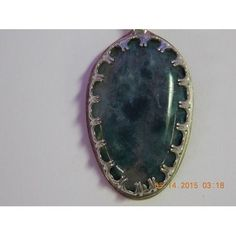 Green moss agate pendant Listing in the Necklaces and Pendants,Women,Artisan & Hand Crafted,Jewelry & Watches Category on eBid United States | 147729991