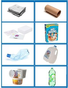 Have your students sort through paper, plastic, aluminum and compost to celebrate recycling during the month of April. Laminate cards for prolonged use. Put recycle labels on small dollar store trash bins for a hands on sorting activity, . Sorting Activities, Trash Bins, Earth Day, Compost, Dollar Stores, Recycling, Office Supplies, Cards, School