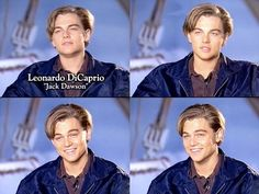 ImageFind images and videos about sexy, leonardo dicaprio and titanic on We Heart It - the app to get lost in what you love. Titanic Photos, Leonardo Dicapro, Leo And Kate, Jack Dawson, Young Leonardo Dicaprio, Titanic Movie, Johny Depp, Movie Quotes, Cute Guys