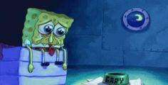 Ya me pusieron triste a Bob. Spongebob Memes, Spongebob Squarepants, Spongebob Squidward, Spongebob Cartoon, At The Disco, Miss My Dog, Stephen Hillenburg, Nickelodeon, Sad Wallpaper