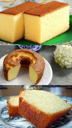 Brazillian Food, Crepes, Cornbread, Vanilla Cake, Coco, Mousse, Cake Recipes, Cheesecake, Deserts
