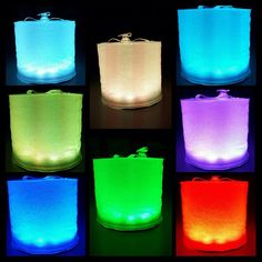 This is also a great night light for festivals and ghost stories.