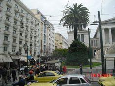 Praça Omonia - Atenas - Grecia