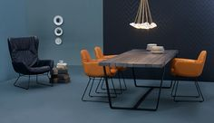 Janua Tisch Freifrau Stühle
