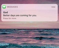 Morning Messages for Sunday ~ Spiritual Inspiration Faith Quotes, Bible Quotes, Oi Jesus, Thank You God, Let God, Jesus Christus, God Prayer, Morning Messages, Gods Plan