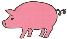 Afbeeldingsresultaat voor pig cartoon