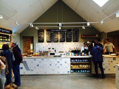Cafe National Trust