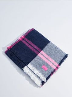 Mohito - Miękki szalik w kratę