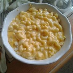 Old Fashioned Mac and Cheese - Allrecipes.com