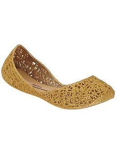 Melissa Shoes Campana Zig-Zag (Toddler/Youth) | Piperlime