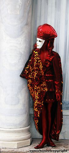 Venice Carnival 2010 by Struggle for life, via Flickr