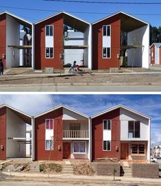 Alejandro Aravena Wins 2016 Pritzker Prize,Villa Verde Housing. Constitución, Chile 2013. Image © ELEMENTAL
