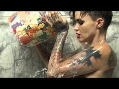 Ruby Rose Wrote And Starred In This Amazing Video About Gender Roles