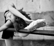 Inspiring picture b, b/w, ballet, beautiful, beauty. Resolution: 500x333 px. Find the picture to your taste!