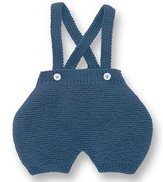 Bloomer : Modal, Coton › Pantalon / salopette › Layette / Enfants › Laines Bouton d'Or