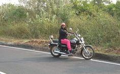 Women On Bikes: Meet Vaishali More A Biker Mum Straight From Vizag