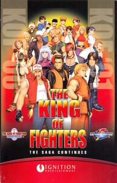 The King of Fighters '00-'01 The Saga Continues