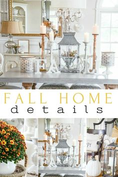 1295 best home decor diy from stonegable images in 2019 autumn rh pinterest com