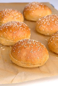 Whole Grain Honey-Oat Hamburger Bun Recipe