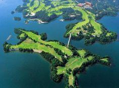 Amazing Greenery Photography – Beautiful Golf Courses