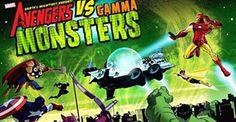 Avengers vs. Monsters Gamma - Los Vengadores es un equipo de superhéroes, que aparece en los cómics publicados por Marvel Comics. En la actualidad que necesitan para proteger la Helicarrier que está siendo atacada por una invasión Monster Gamma.