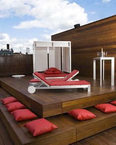 Seriously Cool - Grims Grenka Hotel, Oslo - Q Lounge Rooftop Bar
