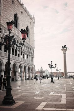 Venice. Reminds me of Italian job. Haha so does everything else.