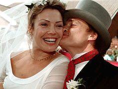 """Juste quelques mots pour souhaiter à Kim Wilde et son mari Hal Fowler un joyeux anniversaire de mariage. Je suis heureux de constater que même dans le monde du spectacle, certains couples restent encore soudés après des années.. """"Kim, Hal, I wish you..."""