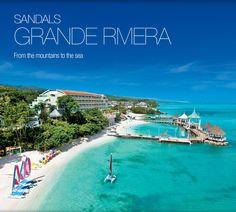 Sandals Grande Riviera Ocho Rios, Jamaica Honeymoon Panoramic Ocean Vista Poolside One Bdr. Butler Suite - HGP FROM $424 PP/PN