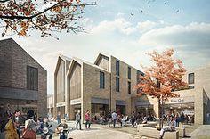 ESA Architecture - The Gates, Durham