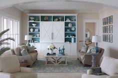 O azul turquesa pode ser usado em ambientes neutros ou elaborar lindo contrastes com tons vibrantes, é capaz de proporcionar tranquilidade e relaxamento.