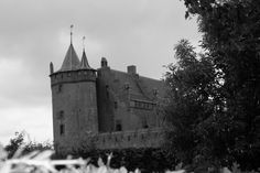 back from the muiden castle