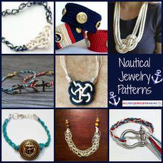 13 Nautical Jewelry Patterns