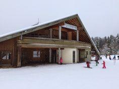 Mahtava La Vattayn hiihtokeskus, Ranskassa Jura-vuorilla