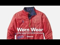 Yes - long form video at it's best by one of the worlds greatest brands. Worn Wear: a Film About the Stories We Wear | Presented by Patagonia - YouTube