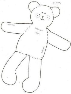 SO MANY OF THE GOOD PATTERNS  FOR SOFT TOYS ARE IN FOREIGN  LANGUAGES WITHOUT TRANSLATION. jwt  ursinha molde