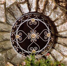 Decorative Rosette - InditalUSA