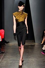 Donna Karan F/W 2012