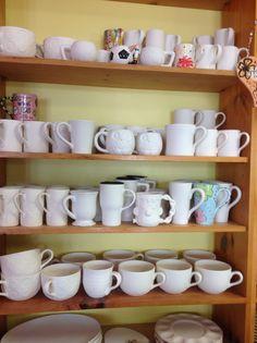 Large Selection of Mugs